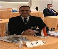 الحكم الدولي محمد محسن يمثل مصر في كونجرس الاتحاد الدولي لكمال الأجسام