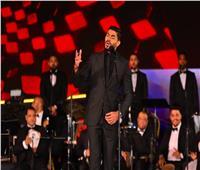 صور | خالد سليم يُشعل ختام حفله بـ«الموسيقى العربية» بـ «بلاش الملامة»