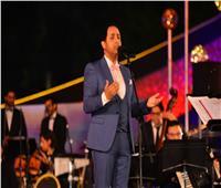 ياسر سليمان يُحيي الفقرة الثانية لسادس ليالي مهرجان الموسيقى العربية