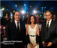 علاء وجمال مبارك يحضران زفاف أحمد خالد صالح على هنادي مهنا