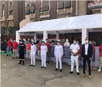 انتخابات مجلس النواب 2020   توافد المواطنين على اللجان بالقاهرة