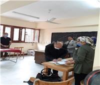 انتخابات النواب 2020| محافظ القاهرة يدلي بصوته في مصر الجديدة