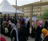 انتخابات النواب 2020| طوابير أمام لجان «تحيا مصر» بالأسمرات