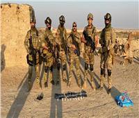 القوات العراقية تلاحق فلول الإرهاب في شمال وغربي البلاد