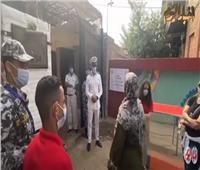 انتخابات النواب 2020| طوابير أمام لجنة مدرسة كلية النصر بالمعادي.. فيديو