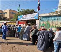 انتخابات النواب 2020 |احتشاد المواطنين أمام اللجان بـ «قرى» المنوفية