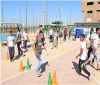 جامعة سوهاج تنفرد بتدريس مقرر اللياقة البدنية بجميع كلياتها