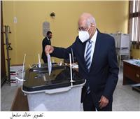 انتخابات النواب 2020   عبد العال: الانتخابات تتم فى جو ديمقراطى ووفقاً للإجراءت الاحترازية