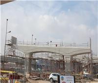 صور| وزير النقل يتفقد مواقع الصيانة الشاملة للطريق الدائرىحول القاهرة