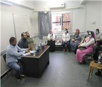 مفتشو هيئة الدواء المصرية يزورون محافظة قنا