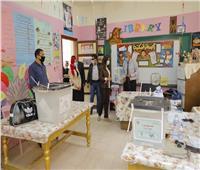 انتخابات النواب 2020| محافظ دمياط خلال تفقدها اللجان: المشاركة واجب وطني