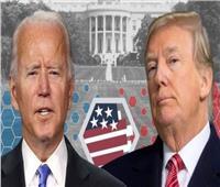 بايدن يوسع الفارق أمام ترامب في ولايتي بنسلفانيا ونيفادا
