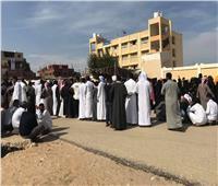 انتخابات النواب 2020 | محافظ شمال سيناء يتابع لجان التصويت