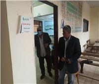 انتخابات النواب 2020  وكيل زراعة الغربية يدلي بصوته في قرية شوبر
