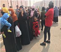 انتخابات النواب 2020 | احتشاد المواطنين في المقطم أمام اللجان .. فيديو