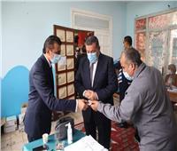 انتخابات النواب 2020| أسامة هيكل يدلي بصوته بالقاهرة الجديدة