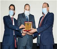 صور   جامعة بني سويف تكرم رئيس مجلس إدارة مؤسسة أخبار اليوم