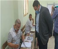 رئيس حزب العدل يدلى بصوته في انتخابات النواب