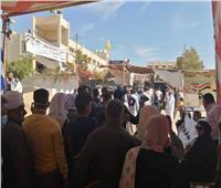 بعد سحق الإرهاب.. أهالي الشيخ زويد يحتشدون أمام اللجان| صور