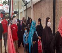 انتخابات النواب 2020| سيدات الزاوية الحمراء: بنحب بلدنا..فيديو و  صور