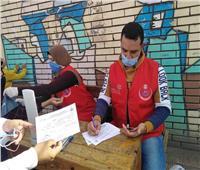 """""""100مليون صحة """"توقع الكشف على الناخبين بكفر الشيخ"""