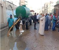 بالصور.. الناخبون يتوافدون على لجان الاقتراع رغم هطول الأمطار بكفر الشيخ .. فيديو