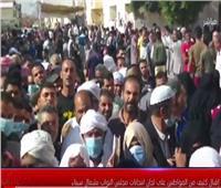 انتخابات النواب 2020 : إقبال عظيم بشمال سيناء