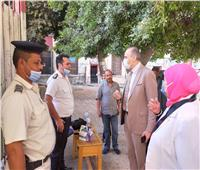 مدير «تعليم القاهرة» يدلي بصوته في انتخابات «النواب»