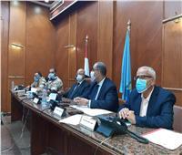 محافظ القاهرة يتابع العملية الانتخابية بغرفة عمليات العاصمة