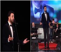 أحمد عفت يتقمص شخصية العندليب بحفل «الموسيقى العربية»