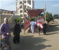 انتخابات النواب 2020   فتح اللجان الانتخابية أمام المواطنين بالقليوبية