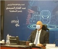 وزير النقل: إنشاء شركة لتصنيع وحدات السكة الحديد لأول مرة في مصر