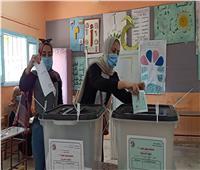 انتخابات النواب 2020  السيدات يتصدرن المشهد ثاني أيام الاقتراع في السويس