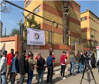 انتخابات النواب 2020  مشاركة شبابية في منطقة بولاق أبو العلا
