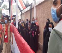 انتخابات النواب 2020 | سيدات «الزاوية الحمراء» تتصدرن مشهد التصويت لليوم الثاني