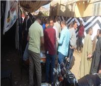 انتظام التصويت بلجان كفر الشيخ فى ثانى أيام انتخابات النواب