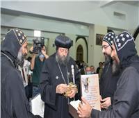 جامعة أسيوط تشارك في حفل تجليس «الأنبا لوكاس»