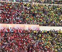 صور وفيديو| 60 ألف مشجع في ديربي «دار السلام».. والحصيلة ربع مليون دولار