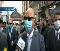 انتخابات النواب 2020| محافظ القاهرة:انتظام جميع اللجان وسط إقبال جماهيرى كبير