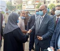 محافظ القاهرة يتفقد اللجان الانتخابية بالعاصمة|صور