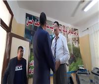 انتخابات النواب 2020 | محافظ شمال سيناء يتفقد لجان العريش