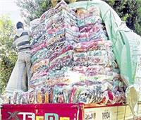 توزيع500 بطانية للأسر الأولى بالرعاية في قنا