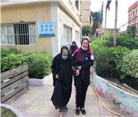 انتخابات النواب 2020|كبار السن حاضرين بقوة في لجان حدائق القبة