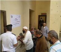 انتخابات النواب 2020 | صور.. كبار السن يتصدرون المشهد بـ «حلوان والمعصرة»