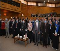 انطلاق المؤتمر الدولى العاشر للتنمية والبيئة بجامعة أسيوط