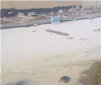 الأمطار تتسبب في غرق مقابر المغاربة بمطروح