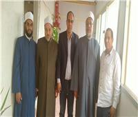 «البحوث الإسلامية» تفتتح مقر وعظ ولجنة فتوى بالواحات