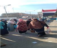 انتخابات النواب 2020| المرأة تتصدر المشهد في شبرا الخيمة