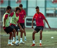 الجهاز الفني للأهلي يركز على تدريبات الكرة في مران اليوم