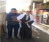 انتخابات النواب| كبار السن وذوي الاحتياجات يتوافدون على لجان كفر الشيخ